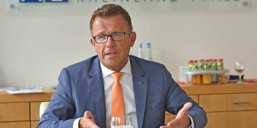 In der Kritik: Gereon Haumann, Präsident des DEHOGA Rheinland-Pfalz