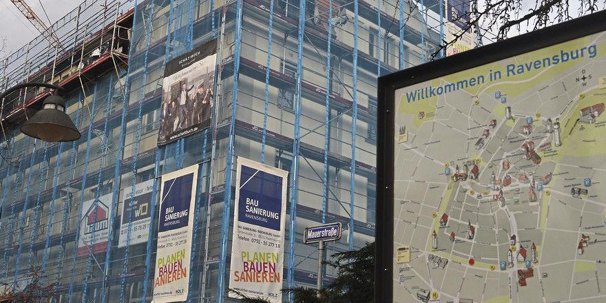Innenstadtlage: Der Kaiserhof soll bis 2020 als Luxushotel mit 100 Betten öffnen