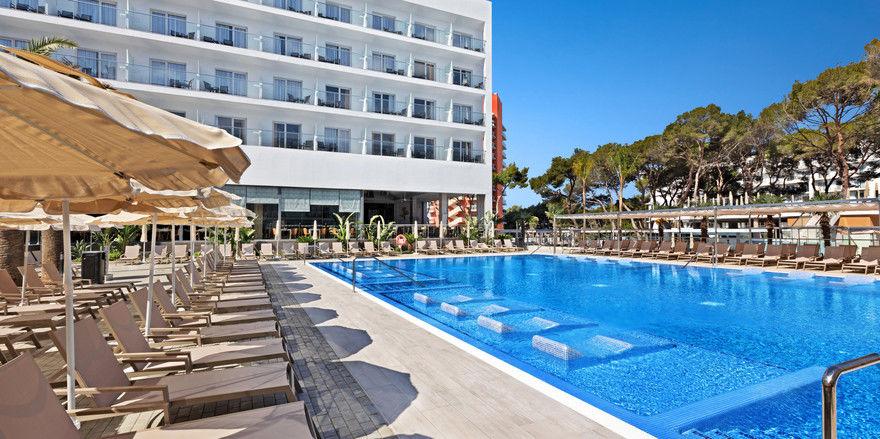 Neue Anlage in der Bucht von S'Arenal: Das Riu Hotel Playa Park