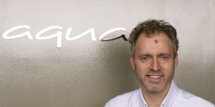 Stolzer Spitzenkoch: Sven Elverfeld vom Wolfsburger Aqua