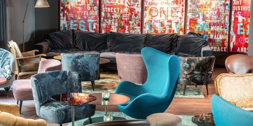 Neuer Look: Das Motel One Berlin-Mitte hat hat einen Facelift erhalten.
