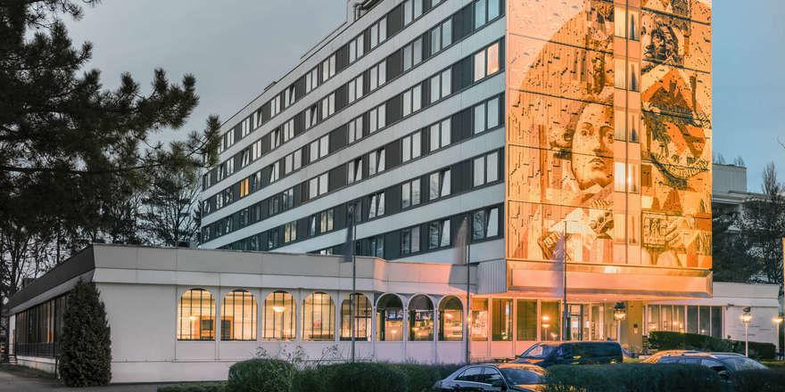 Hotel in Bremen-Vahr: Früher Best Western, jetzt Essential by Dorint