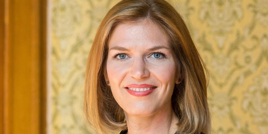 Steigt auf: Lisa Schmitz ist neuer Director Sales - Hotels bei der Unternehmensgruppe Prinz von Hessen