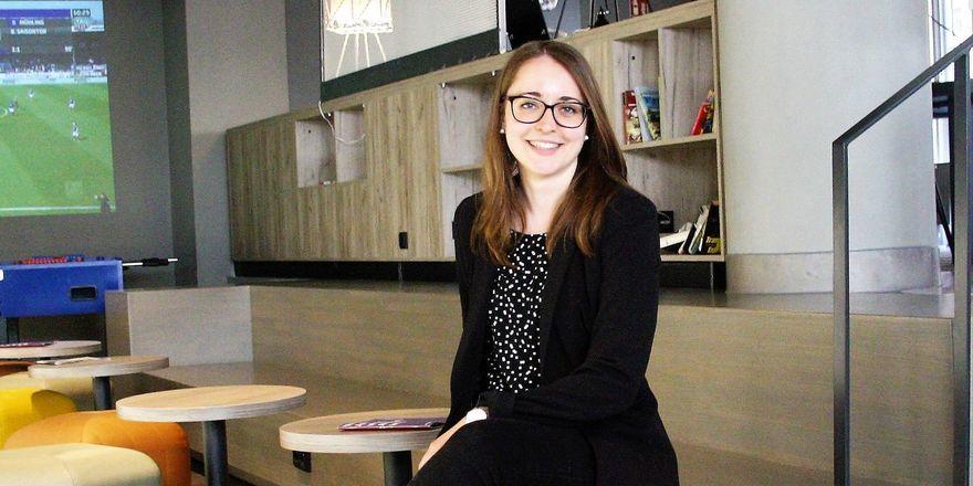 Steigt auf: Jacqueline Rieger ist für die drei A&O Häuser in Köln zuständig
