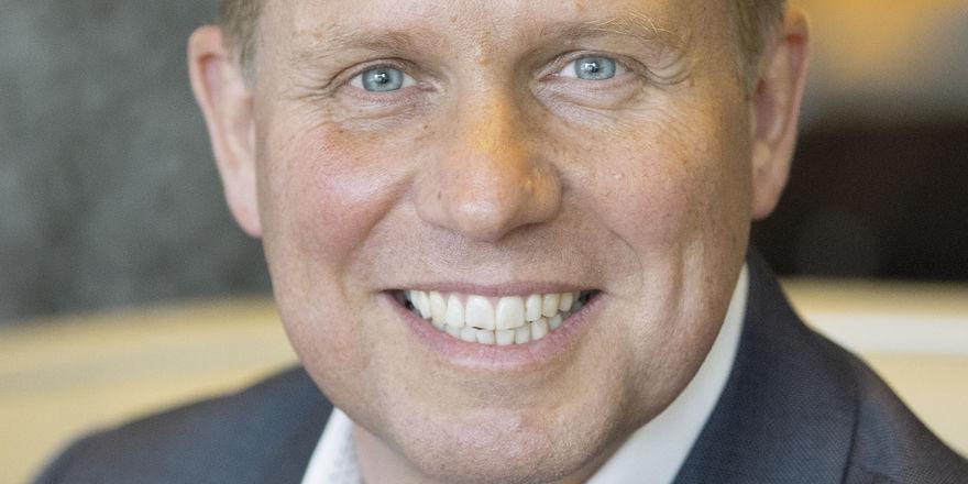Erwin Verhoog: Die Mitarbeitersuche beansprucht den größten Teil seiner Arbeitszeit