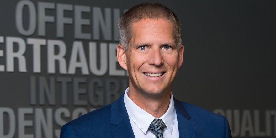 Neu bei der Compass Group: Der Finanz- und Transformationsmanager Henning Dehler
