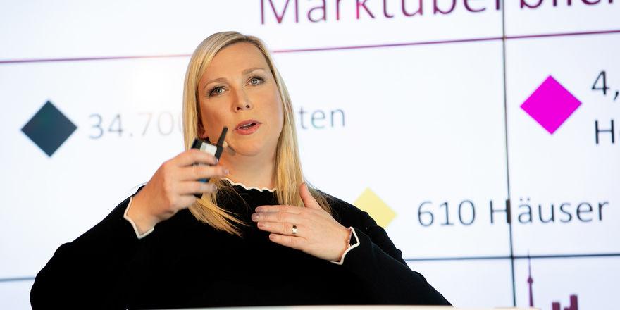 Den Markt im Blick: Anett Gregorius, Inhaberin und Gründerin von Apartmentservice