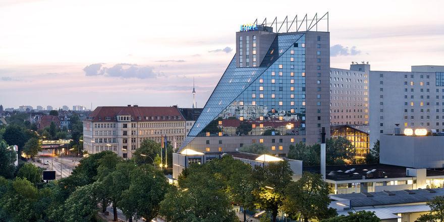 Verteidigt souverän seinen 1. Platz: Das Estrel Berlin meldet für 2018 einen Umsatz von 77,2 Mio. Euro