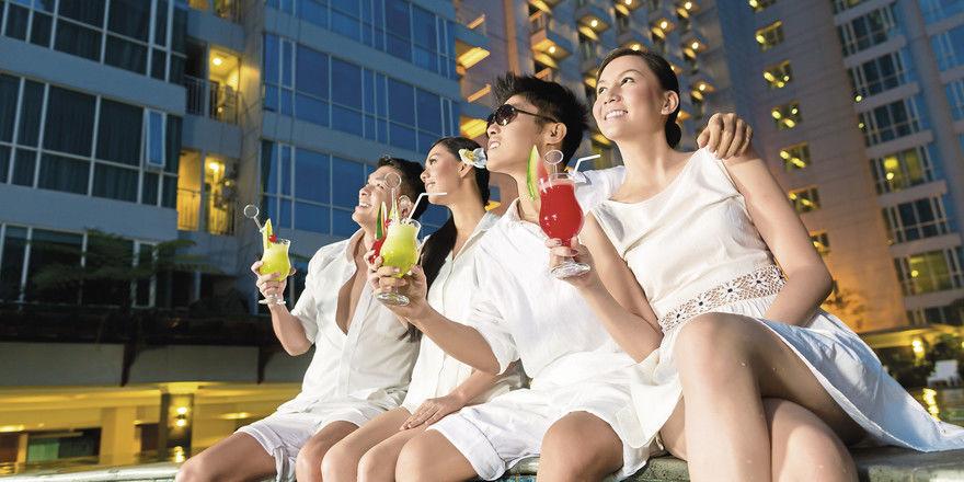 Junge Zielgruppe: 23 Prozent der chinesischen Auslandstouristen sind unter 30.