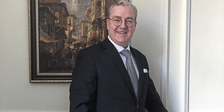 Neuer Posten für einen versierten Hotelprofi: Martin R. Smura erwartet bei Kempinski eine anspruchsvolle Aufgabe