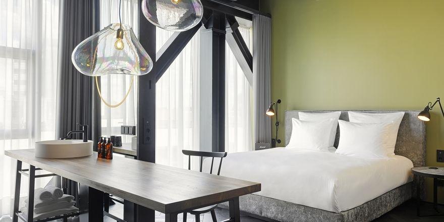 Hamburger East Hotel Hat 43 Zusatzliche Zimmer Allgemeine Hotel