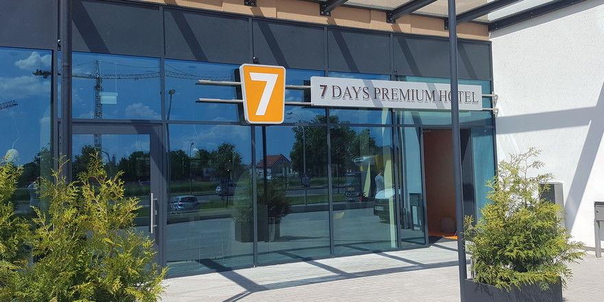 Haus Nummer drei in Deutschland: Auf München und Leipzig folgt das 7 Days Premium Berlin