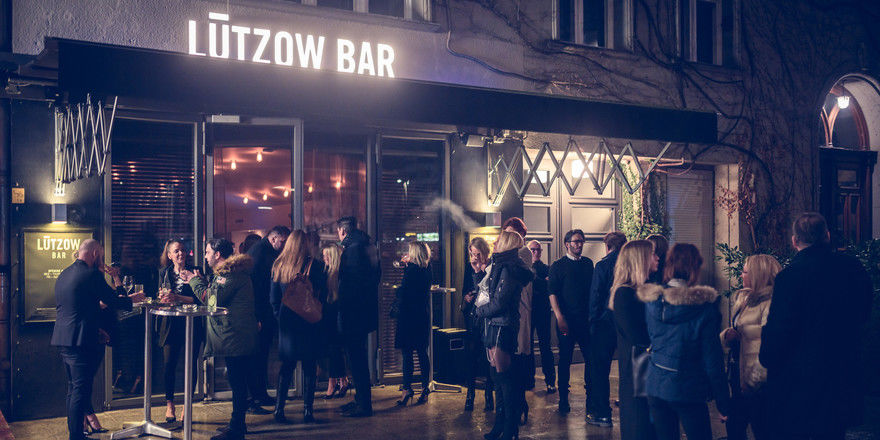 Eine Legende ist zurück: Die Lützowbar in Berlin