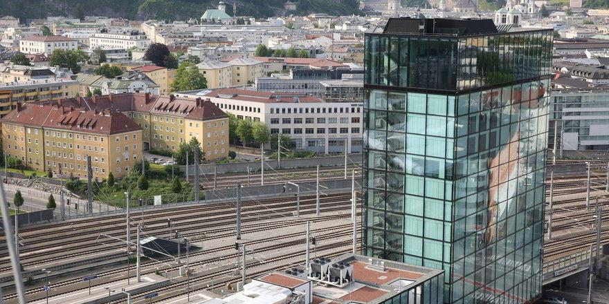 So sieht es aus: Das Arte Hotel Salzburg