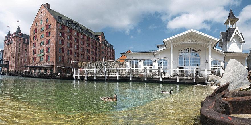 Deutschlands Grosstes Hotel Resort Wachst Weiter Allgemeine Hotel