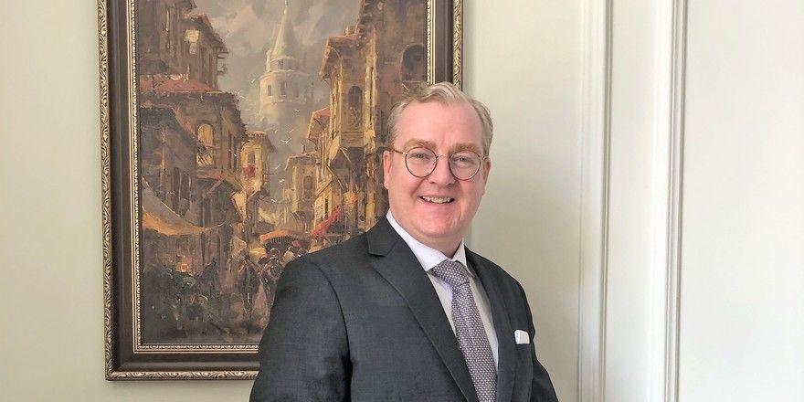 Neuer Kempinski CEO: Martin R. Smura