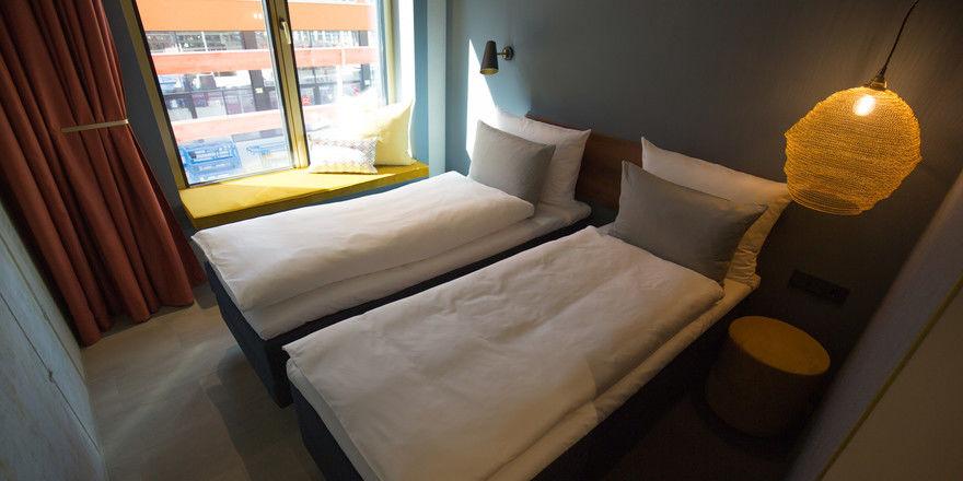 Schlaf als hohes Gut: Das Gambino Hotel Werskviertel in München setzt auf ein eigenes Betten-Konzept