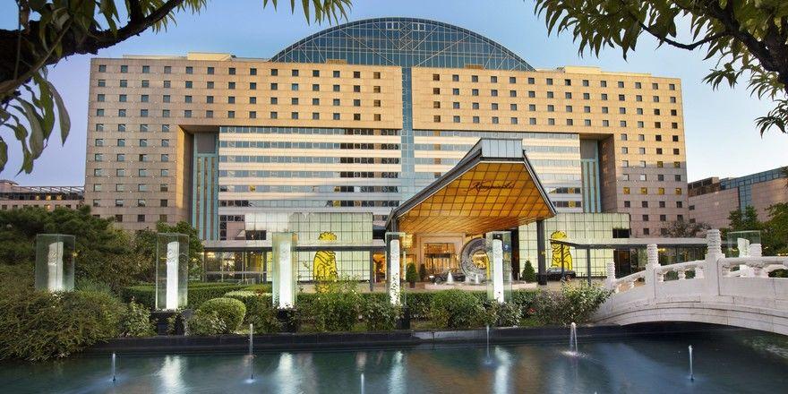 Erstes europäisches Hotel in Peking: Das Kempinski Hotel Beijing Lufthansa Center