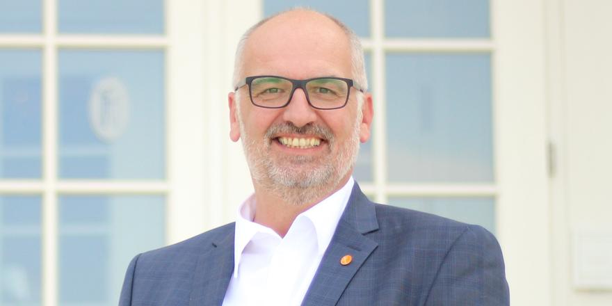 Neuer Direktor in Binz: Der Saarländer Roland Becker