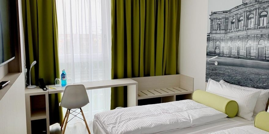 Neue Betten für Dresden: So präsentiert sich das Super 8