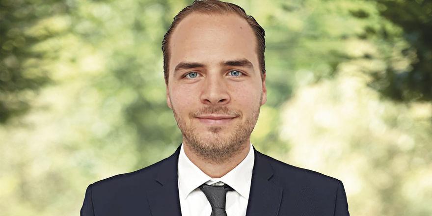 Steigt bei Victor's auf: Markus Daurer-Zeman