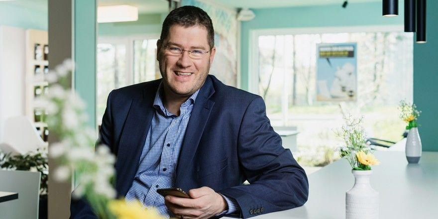 Sieht viel Potenzial in Österreich: B&B-Geschäftsführer Max C. Luscher