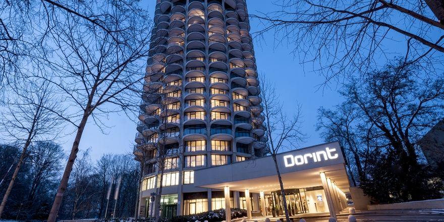 Bekannter Großdeal: Das Dorint an der Kongresshalle Augsburg ging kürzlich zusammen mit zwei anderen Hotels an die schwedische Pandox-Gruppe
