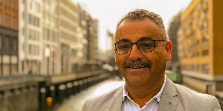 Neu bei RIMC: Der Hotellerie-Experte Kurt Weber