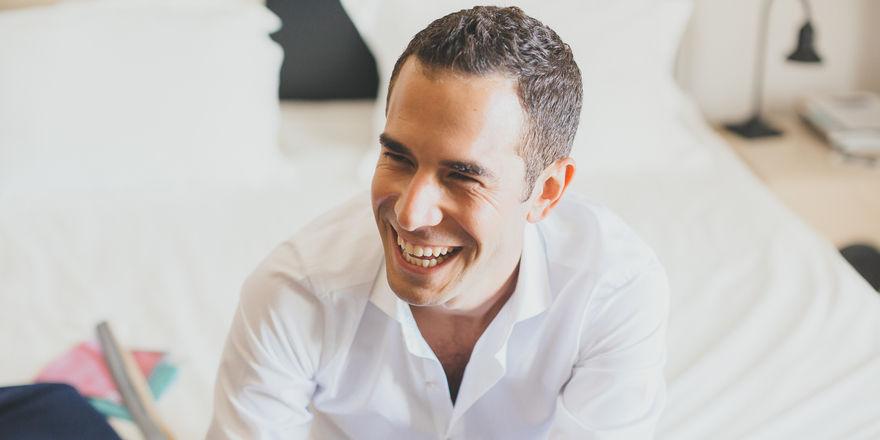 Doron Meyassed, CEO & Founder von The Plum Guide