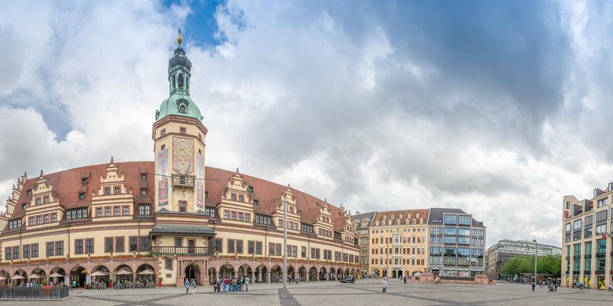 Touristenziel Leipzig: Die Nachfrage nach Übernachtungen steigt stetig, aber die Hotelkapazität hat sich zuletzt sprunghaft nach oben entwickelt