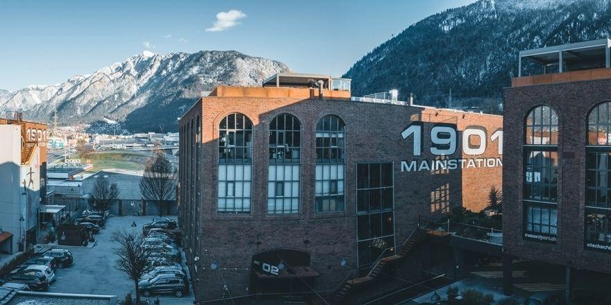 Hier wollte Lars Volbrecht nochmals durchstarten: Die Mainstation 1901 in Chur West.