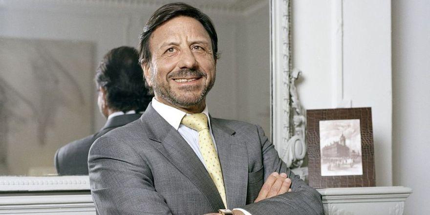 Er will wieder expandieren: Sir Rocco Forte
