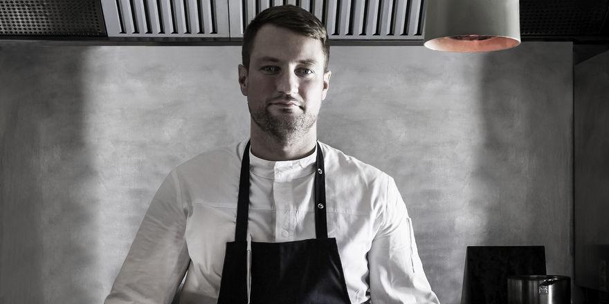 Spitzenkoch: Sebastian Frank, Inhaber und Küchenchef des Restaurants Horvàth