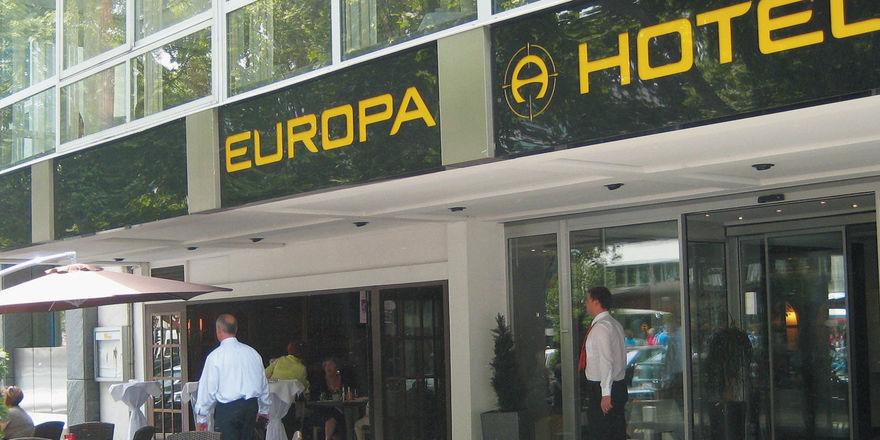 Bald ein Tulip Inn: Das Europa-Hotel Ludwigshafen