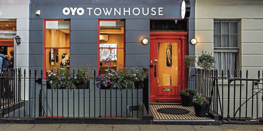 Womöglich demnächst auch in Deutschland: Hotels der Oyo-Marke Townhouse