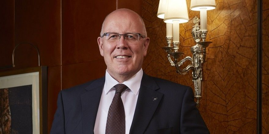 Jetzt offiziell: Michael Pracht ist neues Vorstandsmitglied bei Kempinski