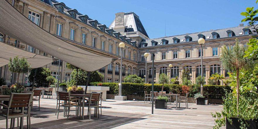 Vorzeigehaus: Das Crowne Plaza Paris Republique zählt zu den neuen Flaggschiffen der Marke