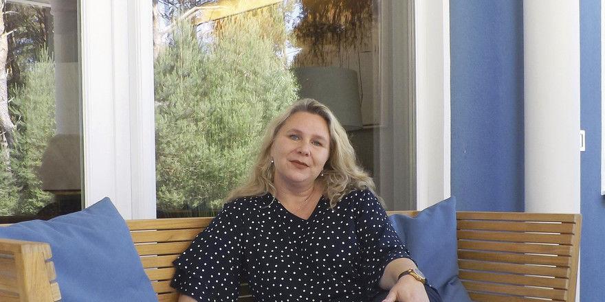 Erfahrene Hoteldirektorin: Viola Busch weiß, wie die Touristen auf Usedom ticken.