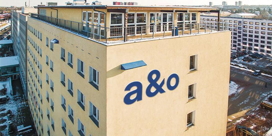 Umsatzbringer: Das A&O Dresden.