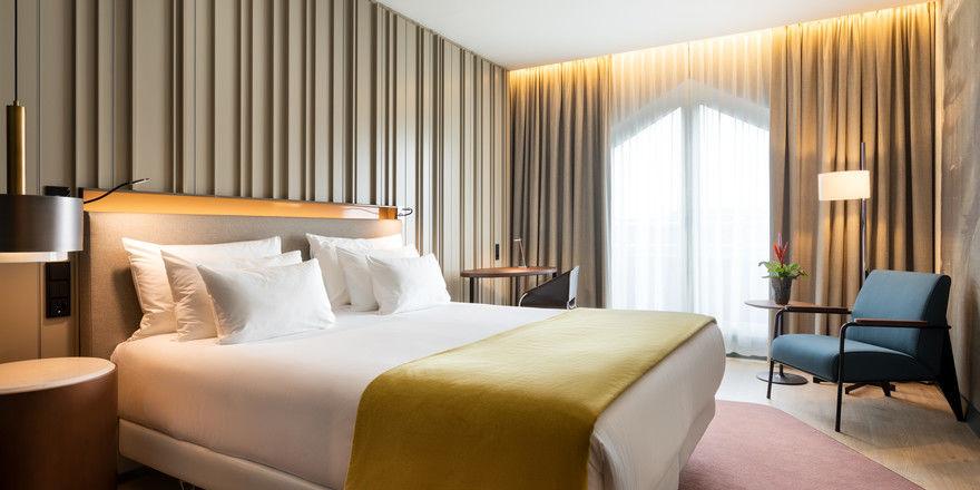 Nh Hotels Sieht Sich Gut Aufgestellt Allgemeine Hotel Und