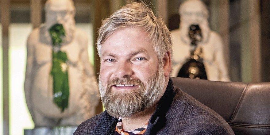 """Michael Madreiiter: """"Persönlicher und individueller Service wird gerade in einer digitalen Welt zum wichtigsten Element eines Tophotels"""""""