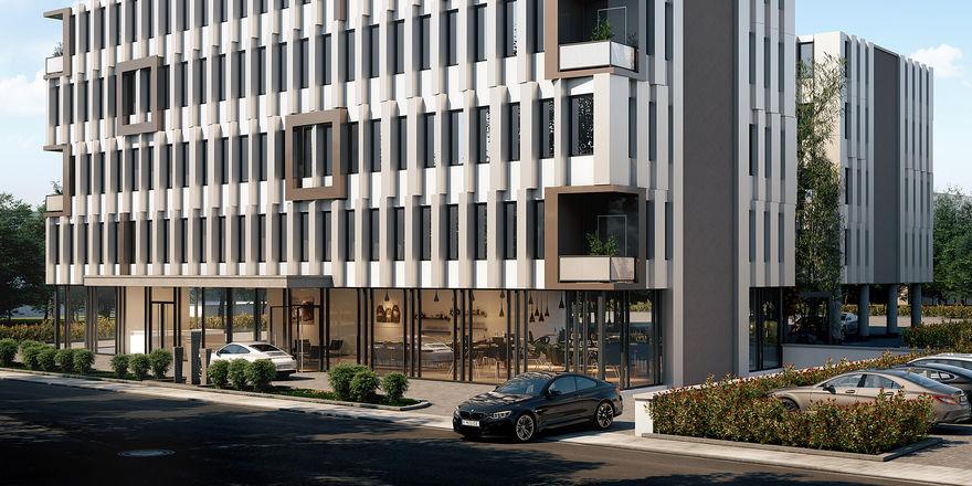 30-Millionen-Euro-Neubau: Das Projekt der Pantera AG in Hürth