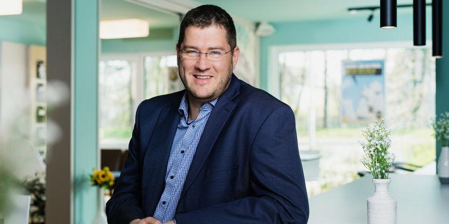 Verkündet das Ende der Zusammenarbeit mit Tank&Rast: Max C. Luscher, Geschäftsführer von B&B Deutschland