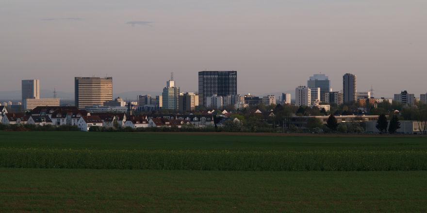Eschborn: Die Nachbarstadt von Frankfurt ist ein großer Bürostandort