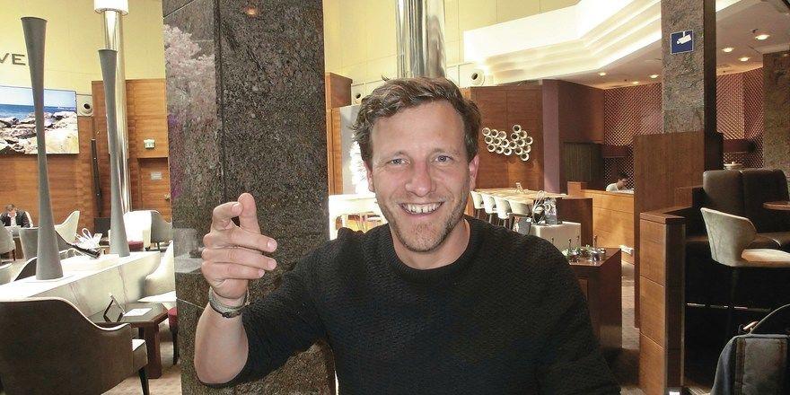 Magnus Busch: Mit Selina auf Wachstumskurs.