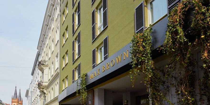 Neu in Wien: Das Konzept von Max Brown