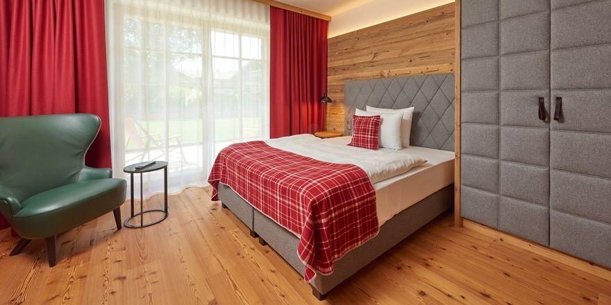 Alpin-Chic: Die neuen Zimmer im Haus Kampenwand