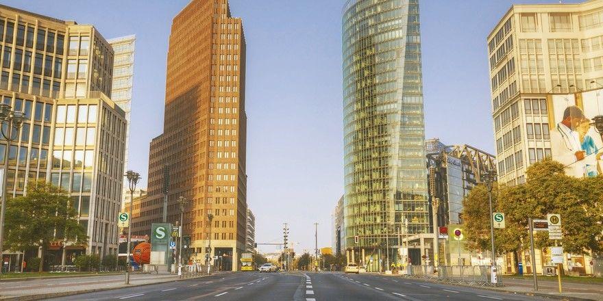 Geballte Kompetenz am Potsdamer Platz: Hier ist nun auch OTA Insight vertreten