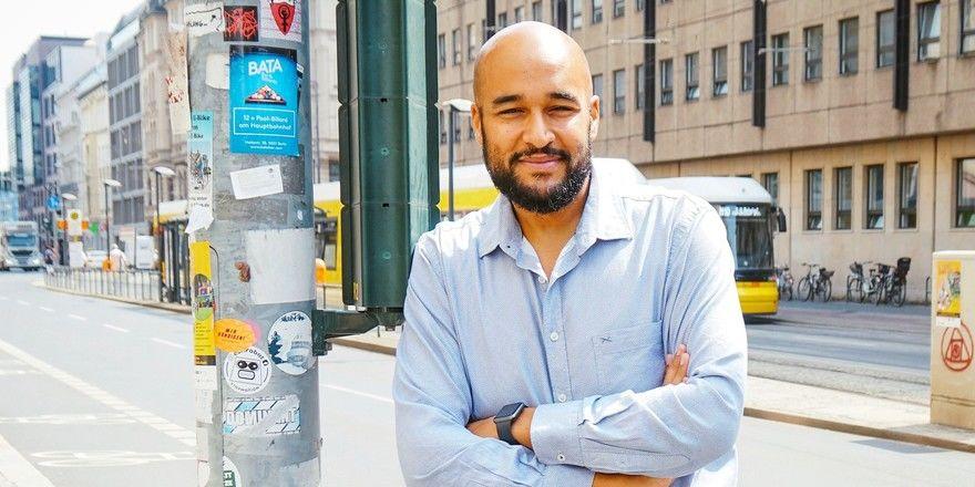 Steht in den Startlöchern: General Manager Philip Ibrahim