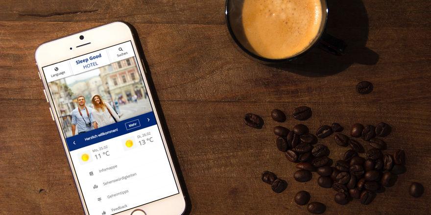 Digitaler Begleiter: Code2Order und die Plaza Hotelgroup arbeiten zusammen